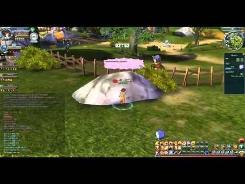 Dragonball online (DBO) tmq1 :DD