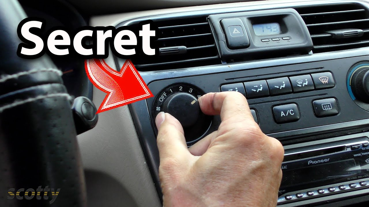 Doing This Will Bypass Your Car's Computer and Give You Freezing Cold AC