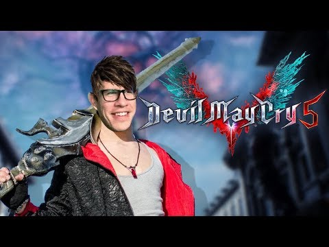 Divine Tragedy - Devil May Cry 5 Gameplay thumbnail