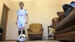 Обучение обманных Приёмов в футболе