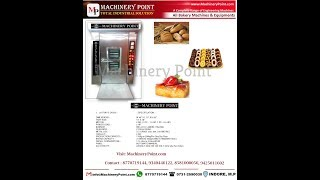 Bakery Oven, Rotary Rack oven By Machinery Point