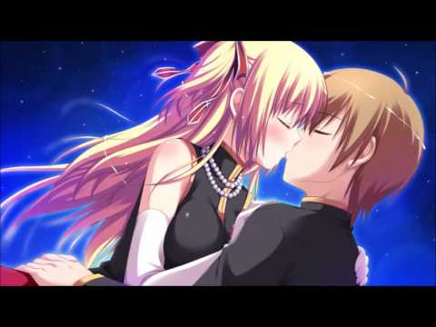 Anime Girls Kissing Wallpaper Nightcore Right Round Pitch Perfect Youtube