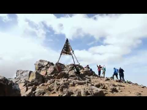 Toubkal - High Atlas 2014
