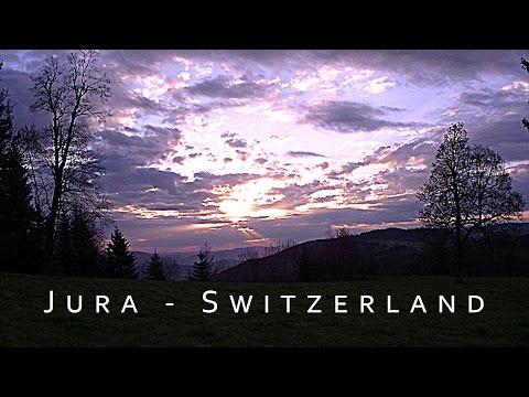 """""""Présent"""" - Paysages du Jura - Timelapse HD Switzerland"""