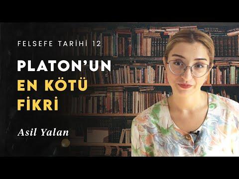 Platon'un En Kötü Ve Tehlikeli Fikri: Asil Yalan