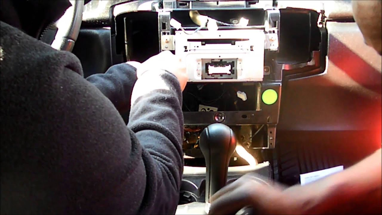 2005 mitsubishi auxiliary jack install on the factory radio youtube