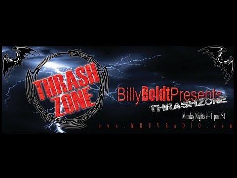 Thrash Zone with Chris Miller, Steev Esquivel, and Steven Morris