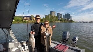 Limited before 8:15am - Willamette River Spring Chinook Salmon May 18, 2017