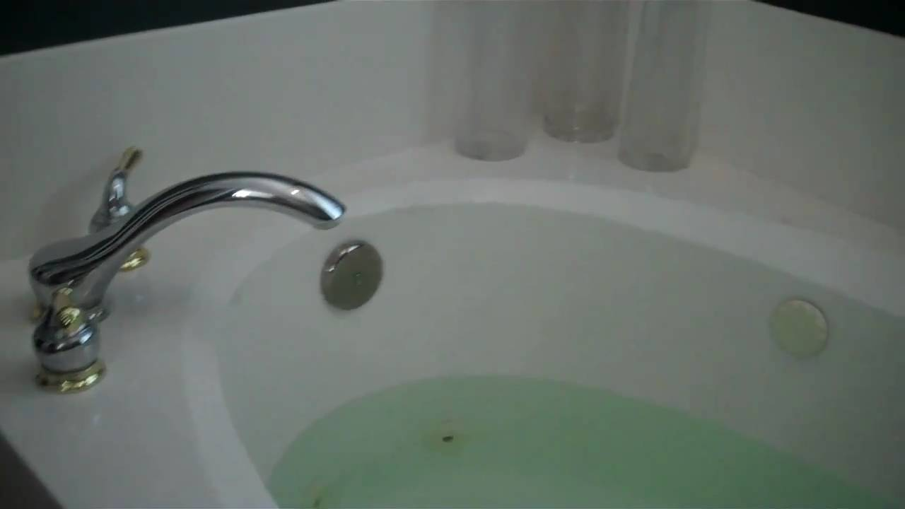 Round Rock Home Inspector Discusses How to Clean Whirlpool T - YouTube
