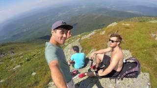 Smugglers' Notch Camping Trip ⛺️🚙