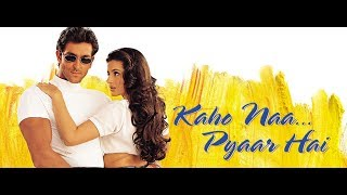 Kaho Na Pyaar Hai (2000) 720p Full Movie - Hrithik Roshan