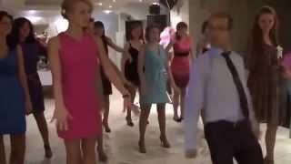 Веселый тамада на свадьбе и зажигательные танцы :)