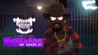 Nightmare on Grape Street (South Park Edition) x Wolfcat