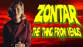 Dark Corners - Zontar: The Thing From Venus: Review