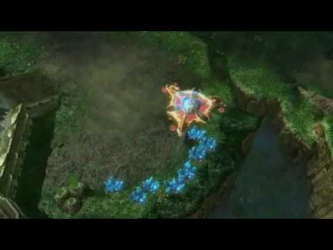 StarCraft II: Wings of Liberty Multiplayer Gameplay [HD] - Long