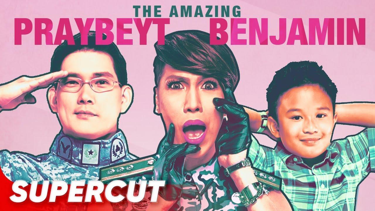 Download The Amazing Praybeyt Benjamin   Vice Ganda, Bimby Aquino-Yap, Alex Gonzaga   Supercut