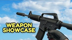 CS:GO - All Weapons Showcase