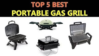 Best Portable Gas Grill 2019