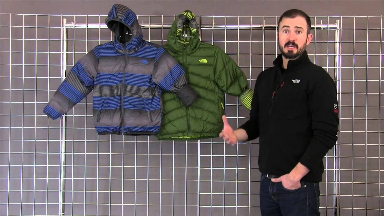 72f2c302c The North Face Boys Reversible Perrito Jacket 2014-2015