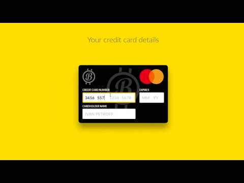 Interactive Credit Card HTML/CSS Code Ready