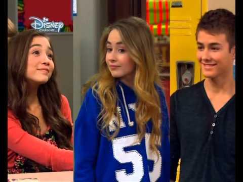 Riley a nagyvilágban promo 5.-Disney Channel Hungary