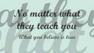 BoyZone-No Matter What [with lyrics].mp4