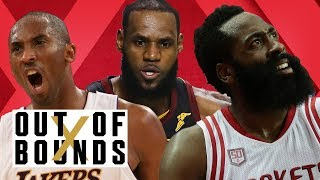 Rockets Blow Game 7, Warrior and Cavs Set for Finals, Kobe Ends the GOAT Debate   Out of Bounds