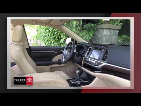 2016 Toyota Highlander vs 2016 Ford Explorer Comparison