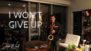 Justin Ward- I Won't Give Up (Jason Mraz)