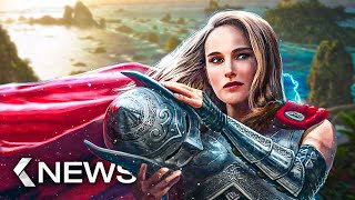 Thor 4: Love and Thunder, Avatar 2 First Look, Golden Globes... KinoCheck News