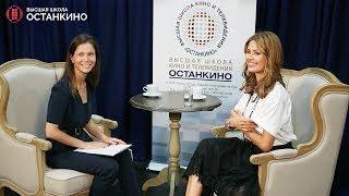 Интервью с Викторией Боней. Секреты телеведущей.
