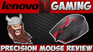 Lenovo Y Gaming Precision Mouse Review