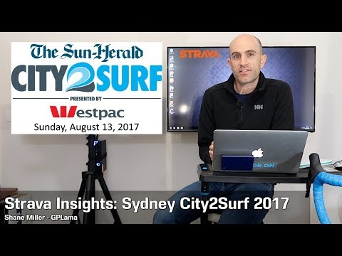 Strava Insights: Sydney City2Surf 2017