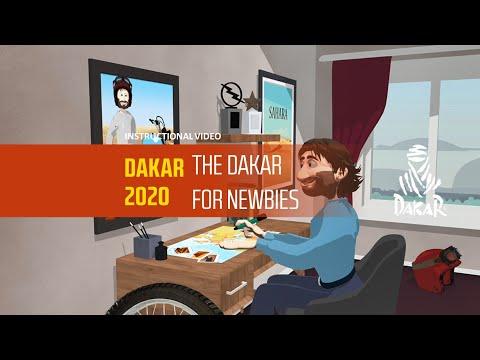 Dakar 2020 - Educational Video - The Dakar for Newbies