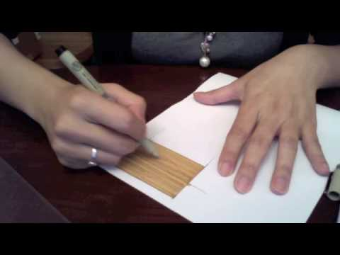 Design Tips Drawing Wood Youtube
