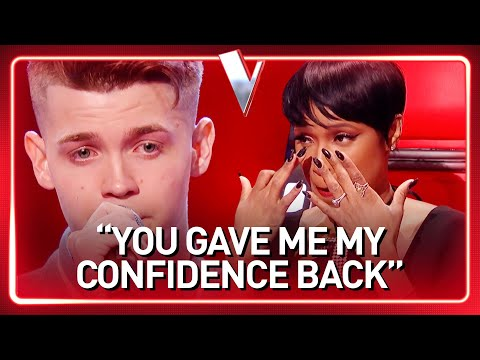 INSECURE 19-Year-Old Boy Quits His Job And Becomes A Real SUPER STAR In The Voice   Journey #59