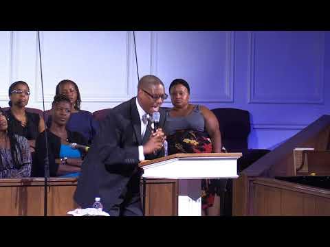 Something Has Got To Die - Pastor Ronald D Williams, Jr. [10/30/17]