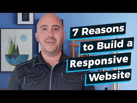 7 Reasons to Build a Responsive Website