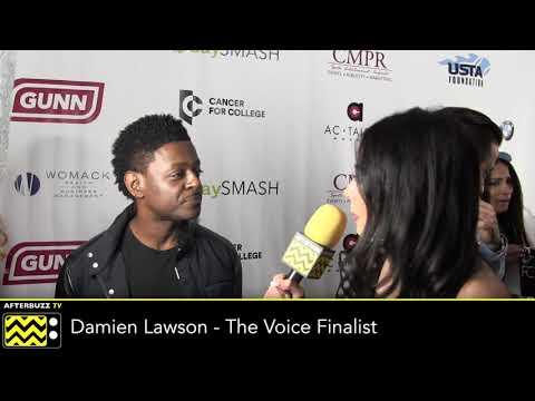 Guinwa Zeineddine Interviews Damien Lawson At BaySMASH