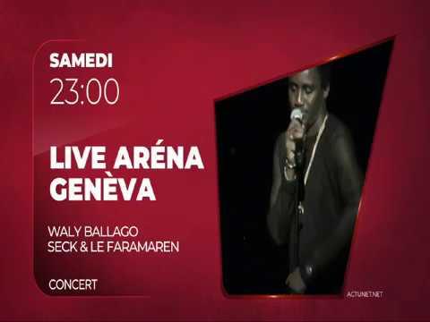 Wally Seck - Images Concert à l'Arena de Genève