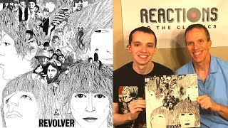 Reaction to The Beatles! Revolver Full Album Review!