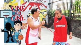 Aprilia Manganang pindah ke cabang basket!