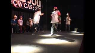 hip hop battle final @ DANCE SOUL 2005/4/30 ShowCase 舞魂年度舞展
