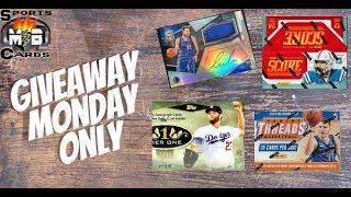 Monday Mojo - All Sports - Giveaway Tonight!