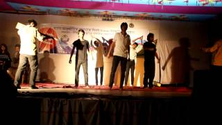 Natok by Aaj Muktomoncho at 21st february'15