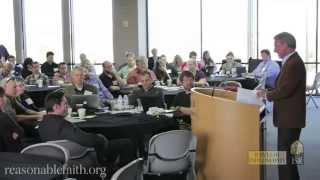 The Kalam Cosmological Argument | Plantinga Conference 2014 | William Lane Craig