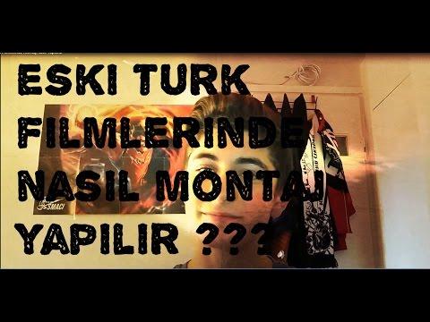 Eski Türk Filmlerinde Nasıl Montaj Yapılırdı ?