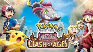 Pokemon The Movie Hoopa And Clash Of Ages HD in Hindi pokemon in Hindi
