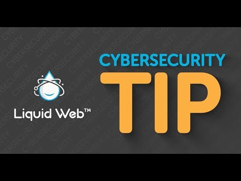 PCI-DSS Compliance Made Easy - Cybersecurity Tip from Liquid Web