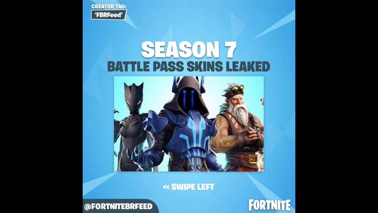 Season 7 Battle Pass Leaked Onesie Confirmed In Battle Pass